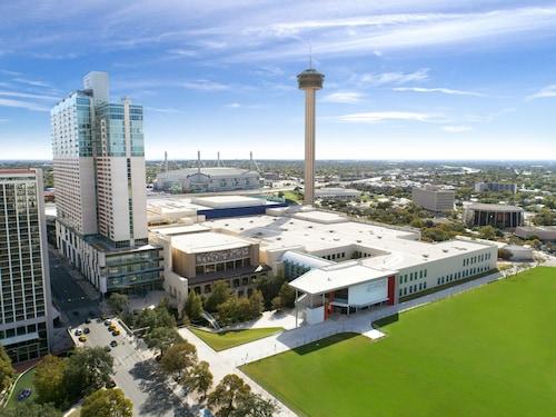 Check Expedia for Availability of Grand Hyatt San Antonio