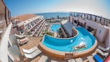 CHC Galini Sea View - Adults Only - Chania Hotels