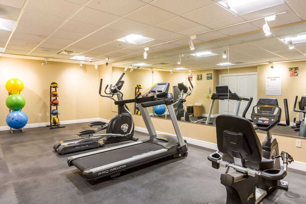Fitness Facility, Red Lion Inn & Suites Branson