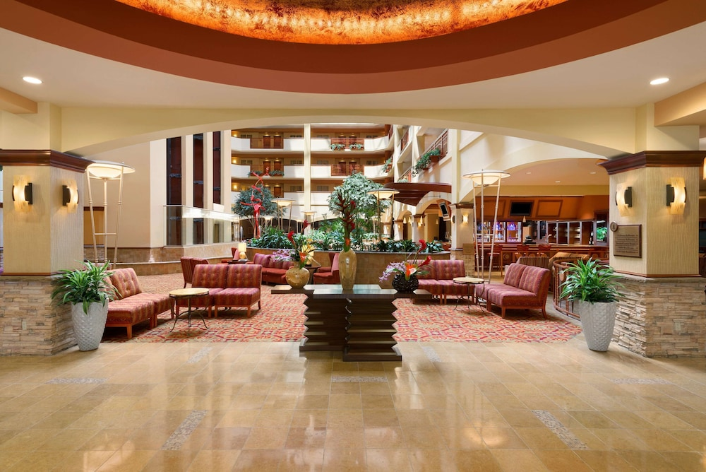 Reception, Embassy Suites Norman - Hotel & Conference Center