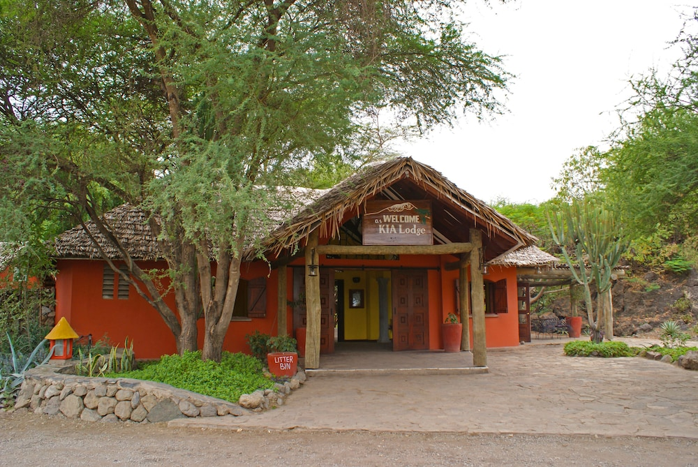 Reception, Kia Lodge