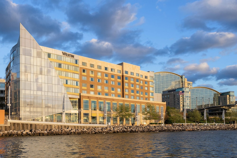 Exterior, The Westin Washington National Harbor