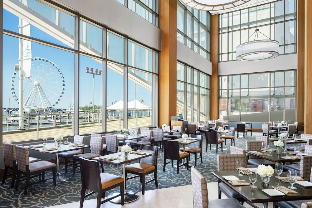 Restaurant, The Westin Washington National Harbor