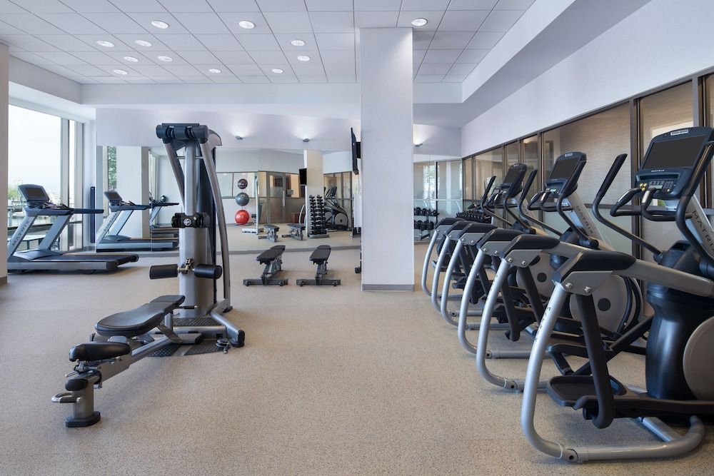 Fitness Facility, The Westin Washington National Harbor