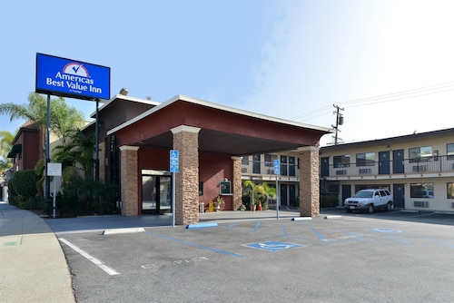 Americas Best Value Inn Pasadena Arcadia