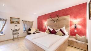 Allergikerbettwaren, Daunenbettdecken, Zimmersafe, individuell dekoriert