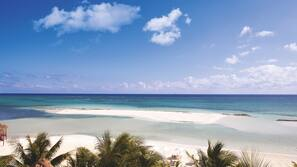 Private beach, beach massages, scuba diving, snorkelling