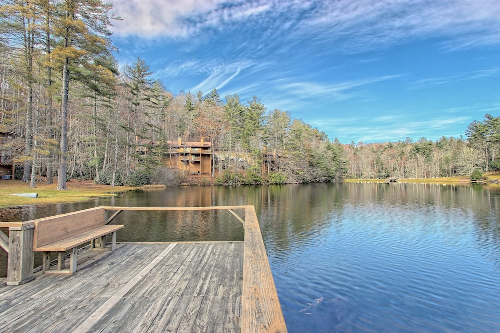 Dock, Foxhunt at Sapphire Valley by Capital Vacations