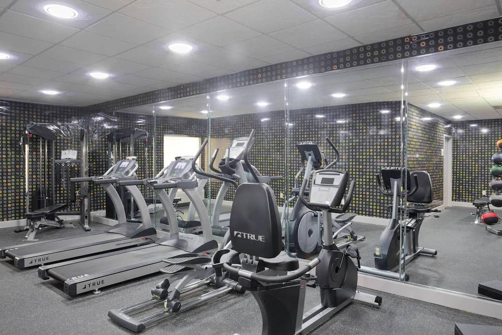 Fitness Facility, La Quinta Inn & Suites by Wyndham Mobile - Daphne
