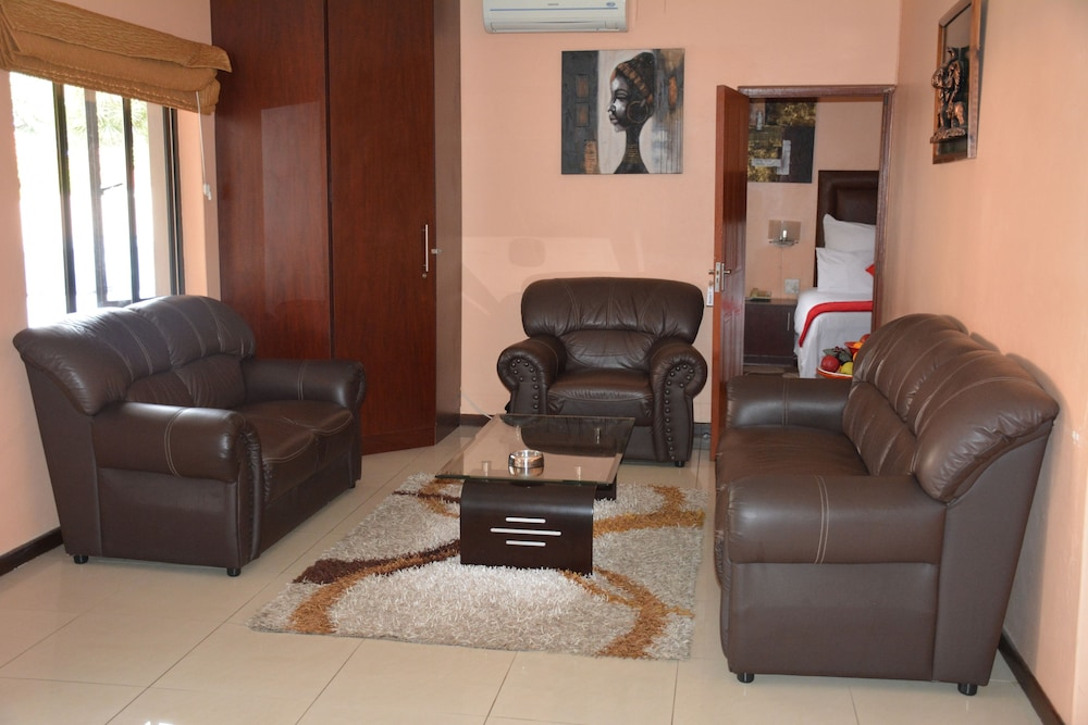 Lobby Sitting Area, Cozy Nest Guest House - Durban North, Natal