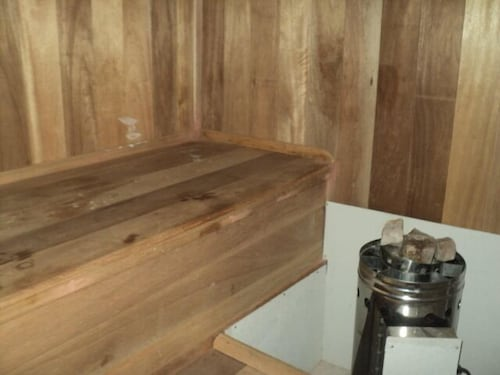 Sauna, Cozy Nest Guest House - Durban North, Natal