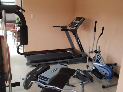 Gym, Cozy Nest Guest House - Durban North, Natal