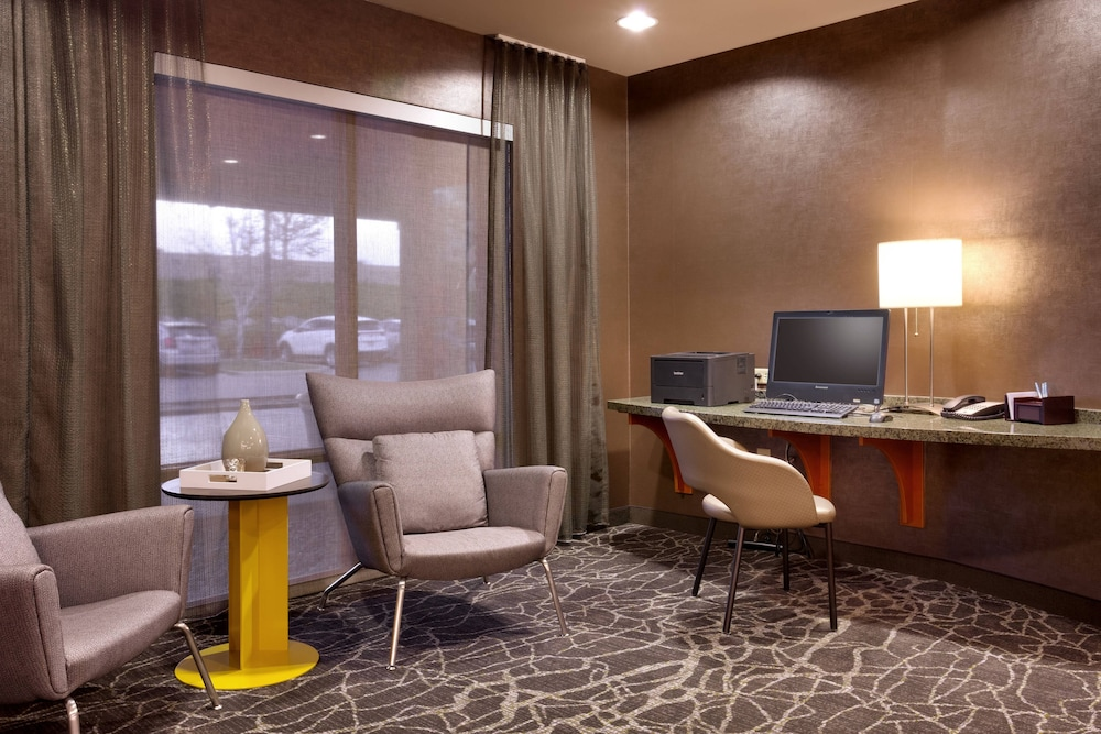 Business Center, SpringHill Suites Lehi at Thanksgiving Point
