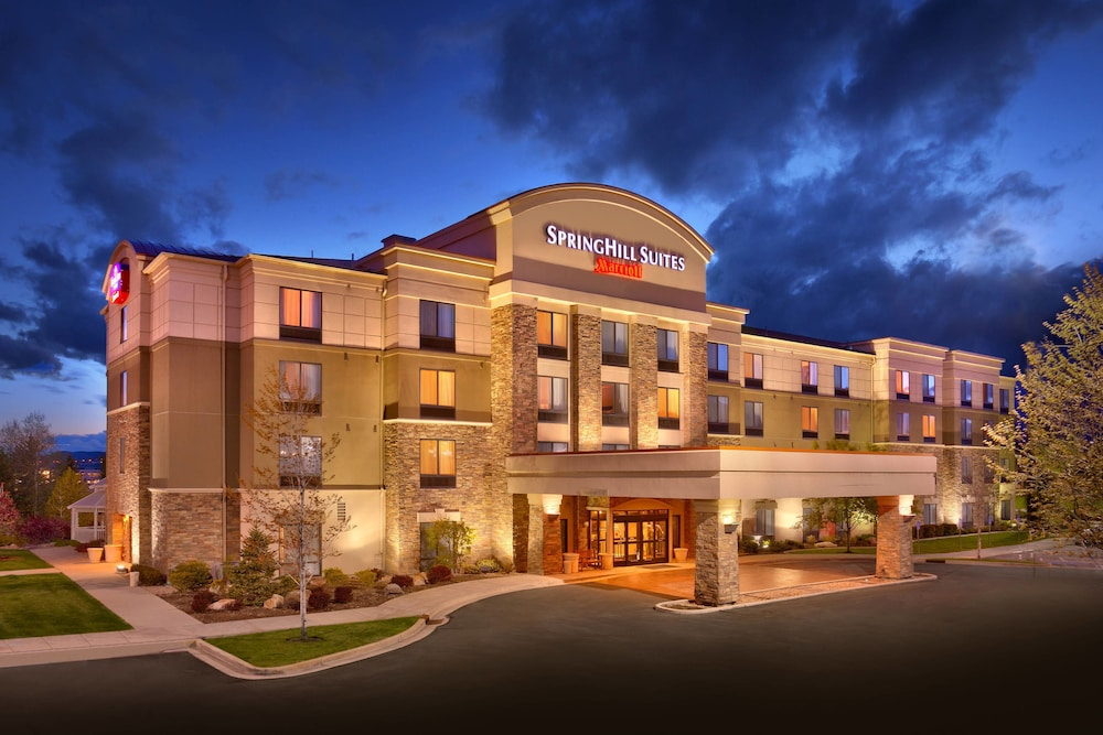 Exterior, SpringHill Suites Lehi at Thanksgiving Point