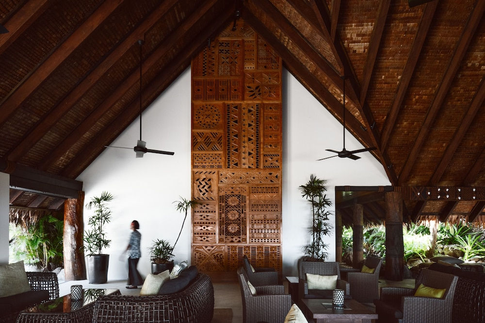 Lobby Lounge, Tokoriki Island Resort - Adults only
