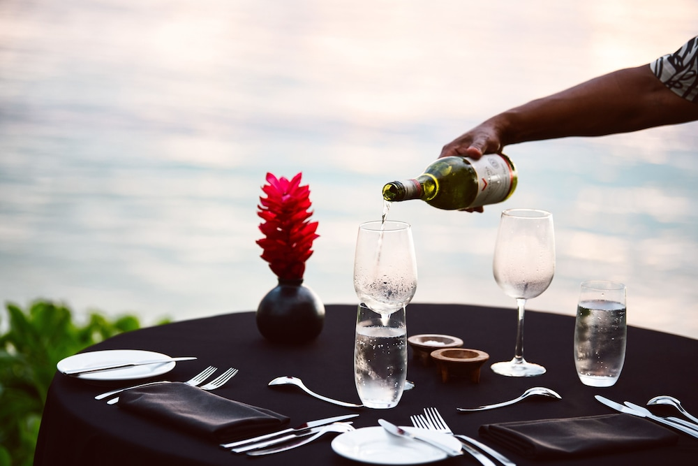 Couples Dining, Tokoriki Island Resort - Adults only