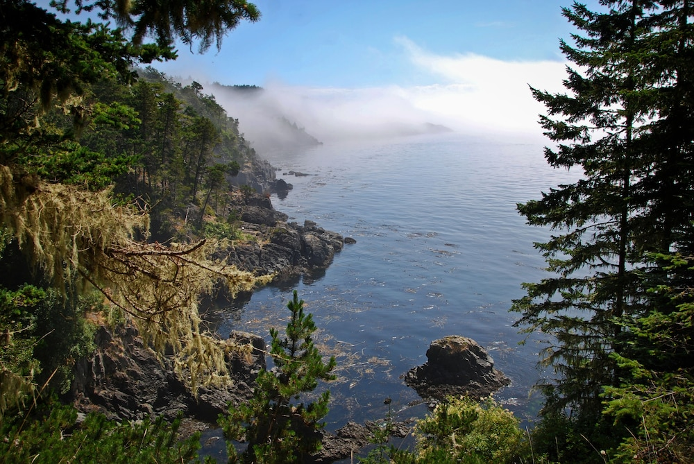Hiking, Sooke Harbour Resort & Marina