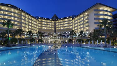 Saphir Resort & Spa - All Inclusive