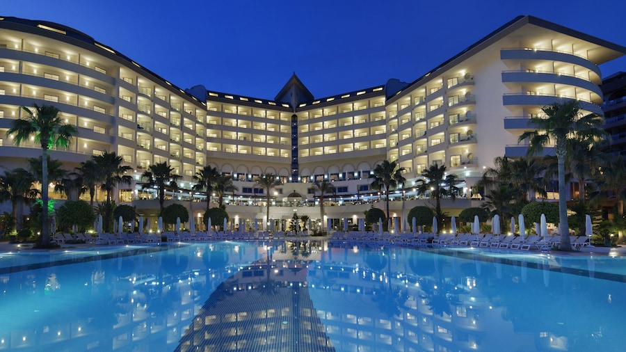 Saphir Resort & Spa - All Inclusive