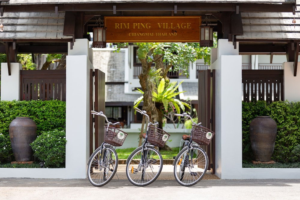 Bicycling, Rimping Village Hotel