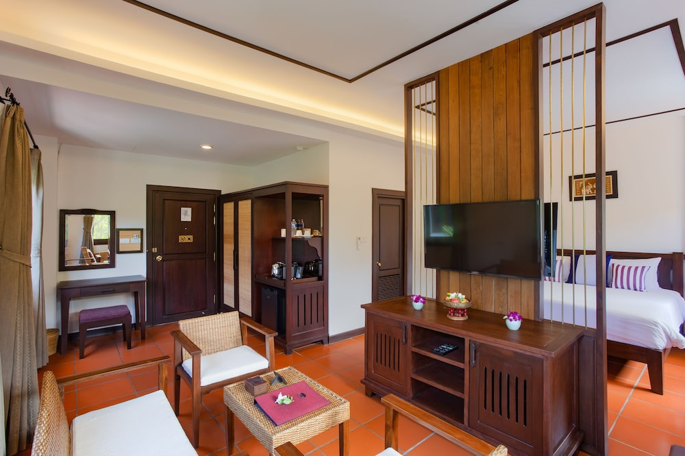 Living Area, Rimping Village Hotel