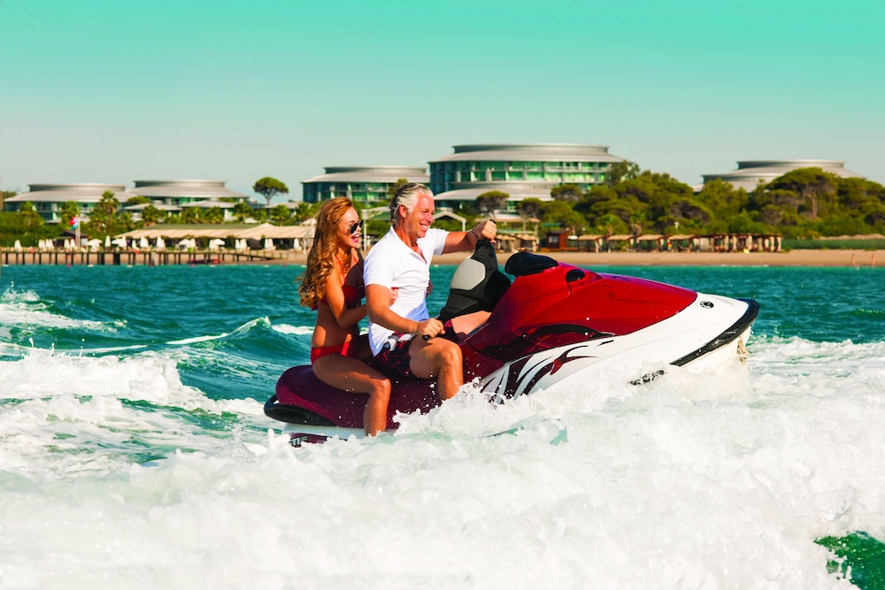 Boating, Calista Luxury Resort - All Inclusive