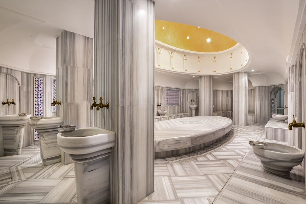 Turkish Bath, Calista Luxury Resort - All Inclusive
