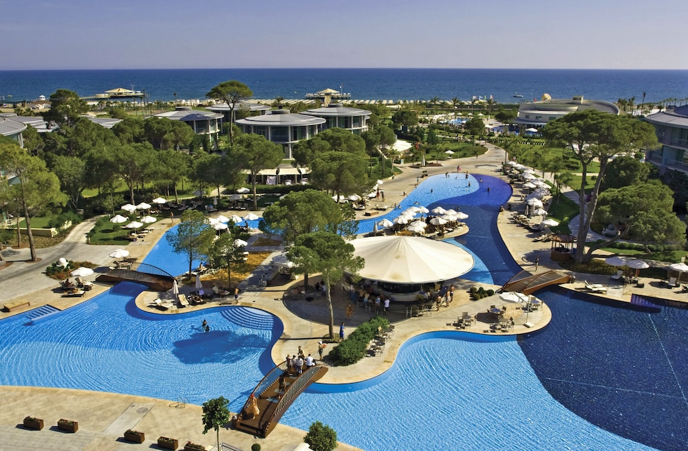 Aerial View, Calista Luxury Resort - All Inclusive