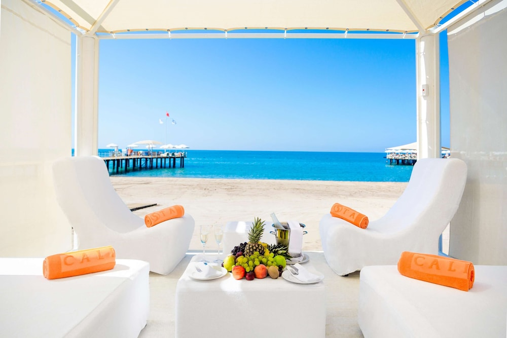 Terrace/Patio, Calista Luxury Resort - All Inclusive