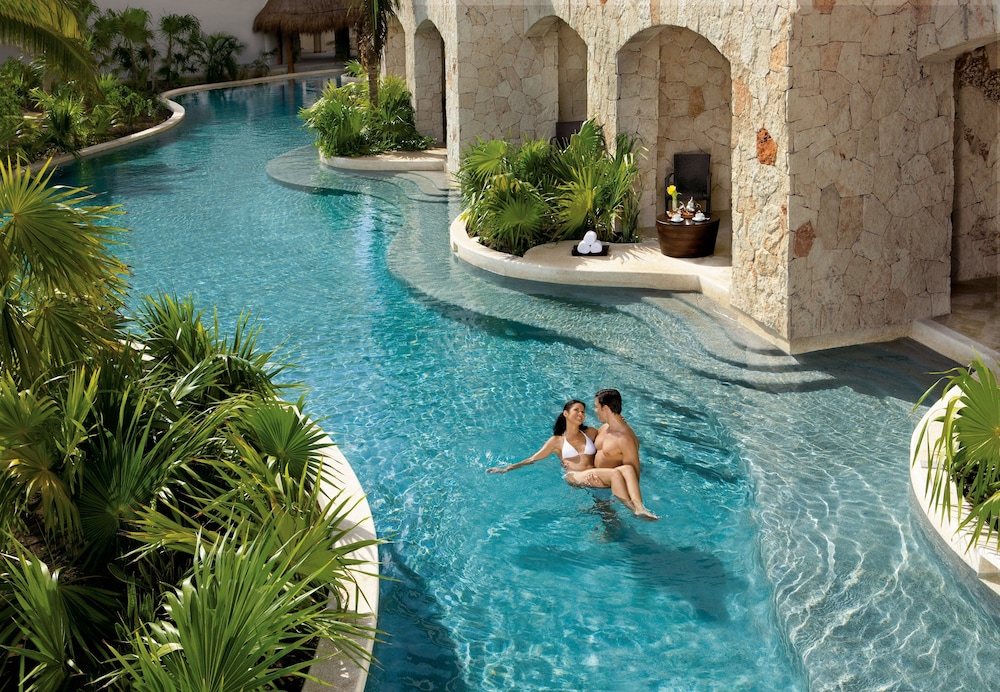 Outdoor Pool, Secrets Maroma Beach Riviera Cancun - Adults Only - All Inclusive