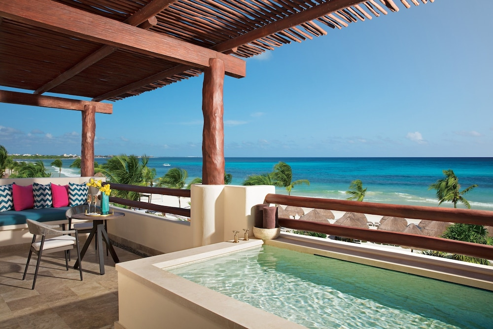 Terrace/Patio, Secrets Maroma Beach Riviera Cancun - Adults Only - All Inclusive