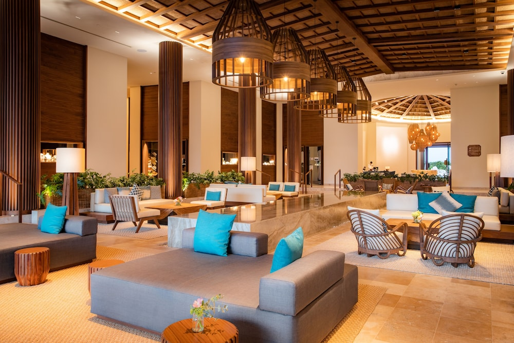 Lobby Sitting Area, Secrets Maroma Beach Riviera Cancun - Adults Only - All Inclusive