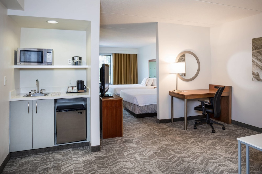 Room, Springhill Suites by Marriott Hampton Coliseum