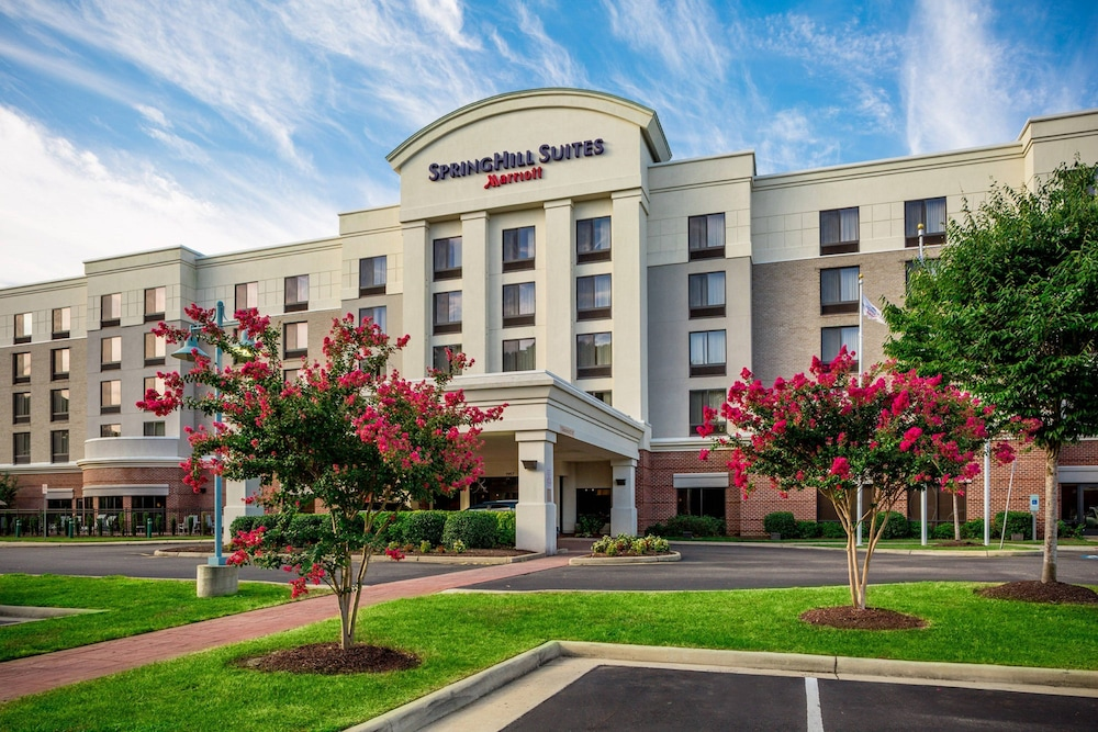 Exterior, Springhill Suites by Marriott Hampton Coliseum