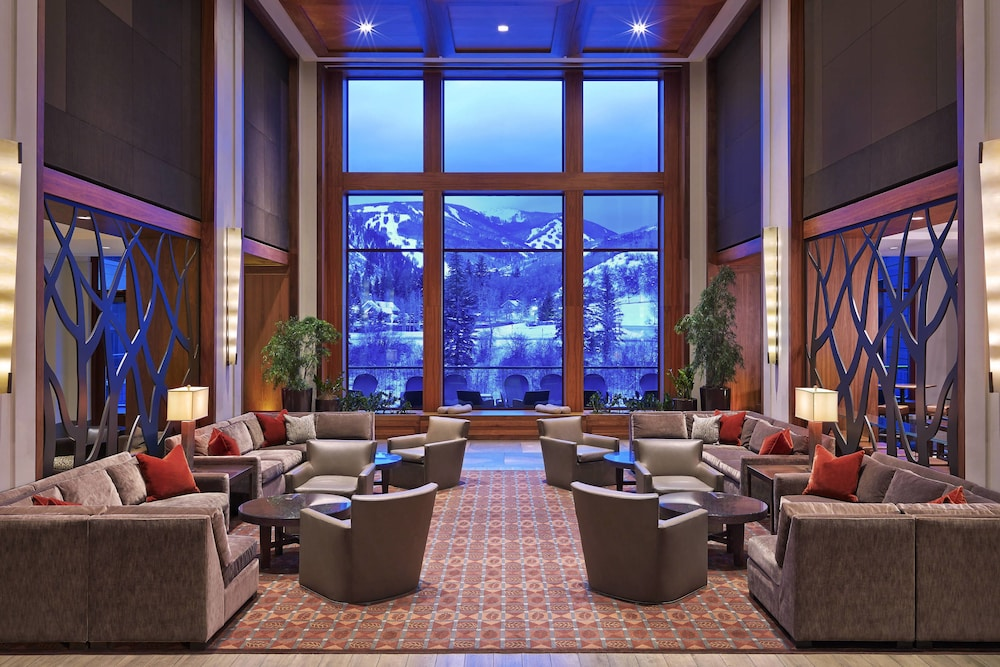 Lobby, The Westin Riverfront Resort & Spa, Avon, Vail Valley