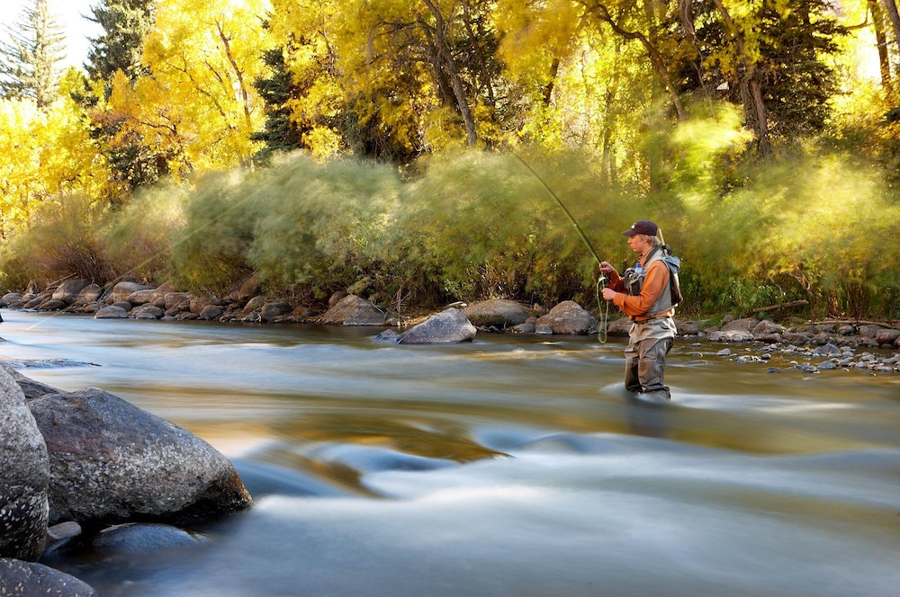 Fishing, The Westin Riverfront Resort & Spa, Avon, Vail Valley