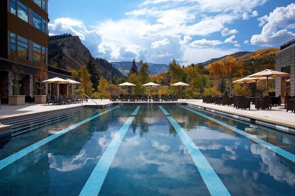 Outdoor Pool, The Westin Riverfront Resort & Spa, Avon, Vail Valley
