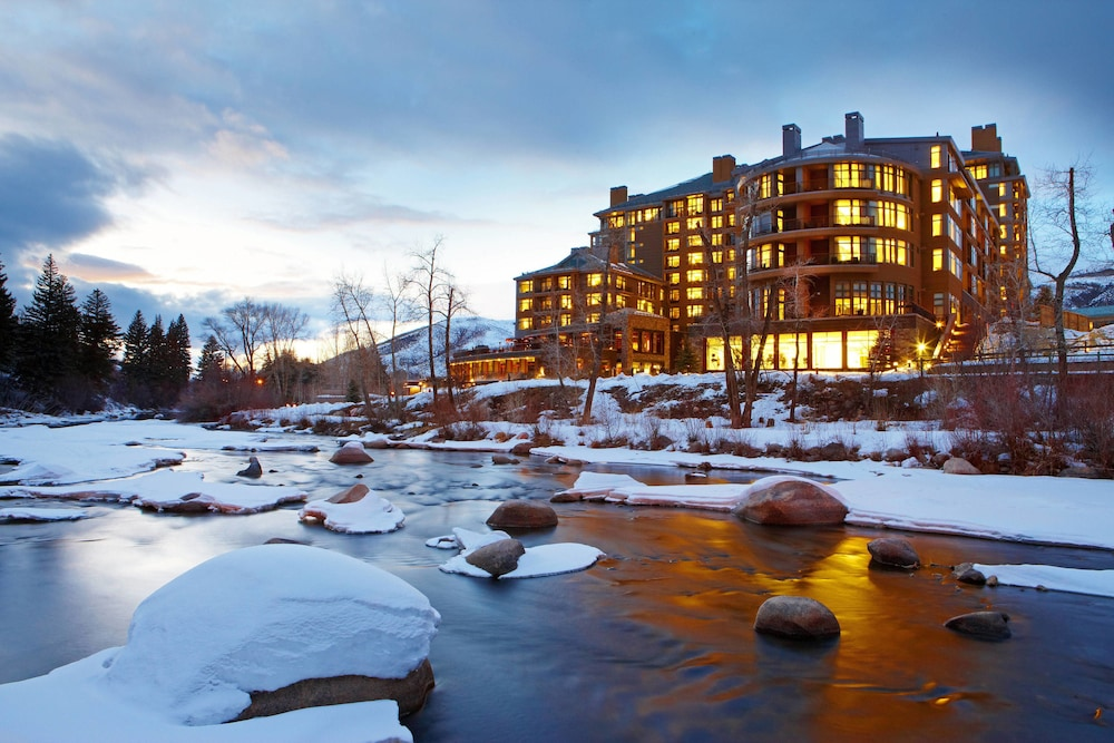 Spa, The Westin Riverfront Resort & Spa, Avon, Vail Valley