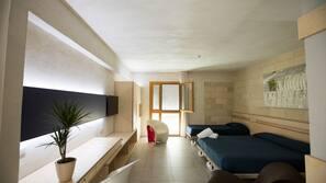Minibar, una cassaforte in camera, tende oscuranti, insonorizzazione