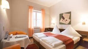 Italienische Bettbezüge von Frette, Allergikerbettwaren, Zimmersafe