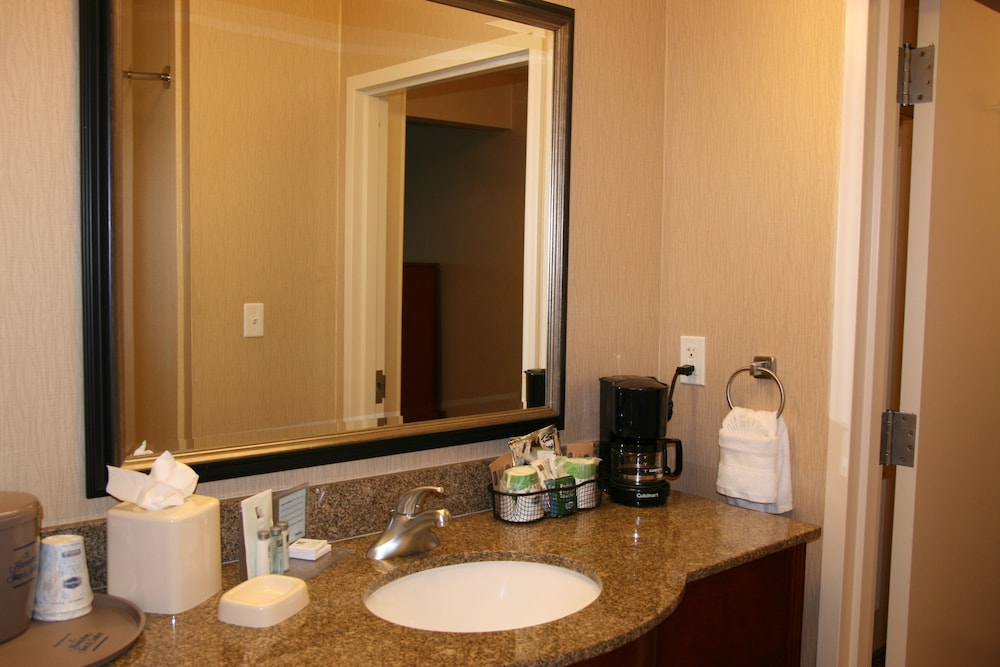 Bathroom Sink, Hampton Inn & Suites Bakersfield North-Airport