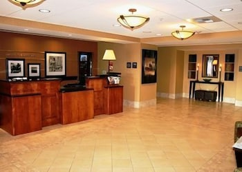 Reception, Hampton Inn & Suites Bakersfield North-Airport