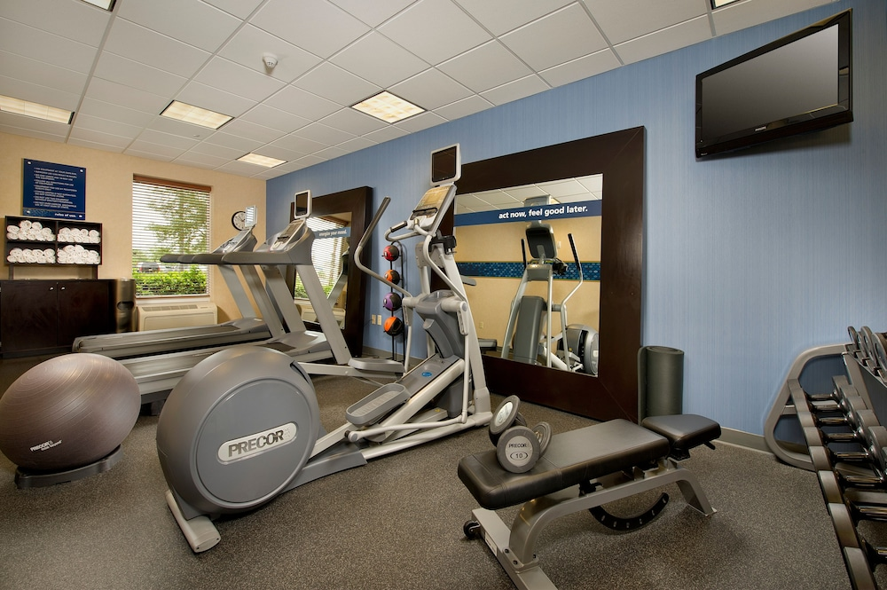 Gym, Hampton Inn & Suites Lakeland-South Polk Parkway