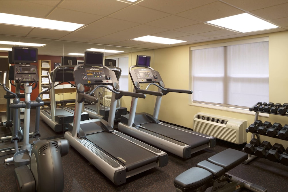 Fitness Facility, TownePlace Suites by Marriott Jacksonville