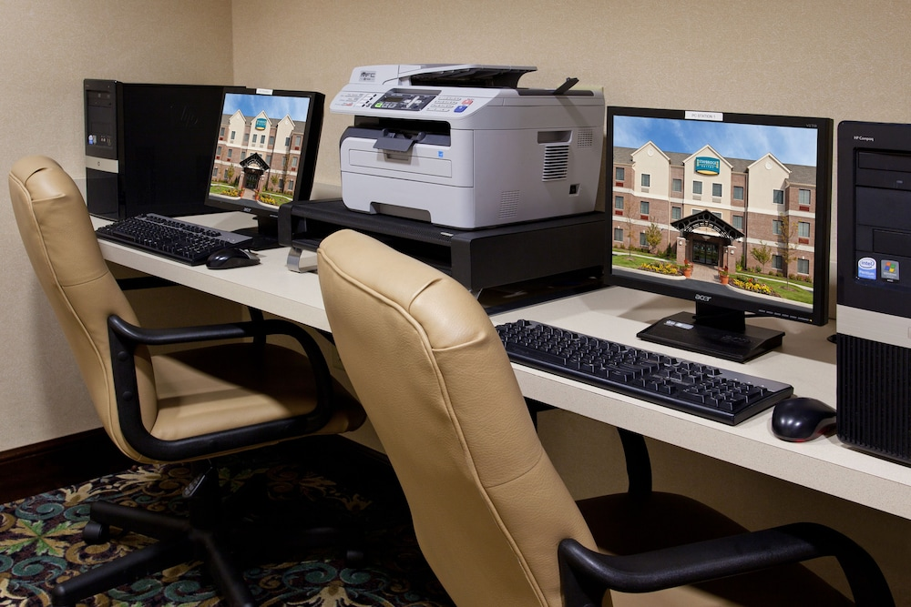 Business Center, Staybridge Suites Akron-Stow-Cuyahoga Falls, an IHG Hotel