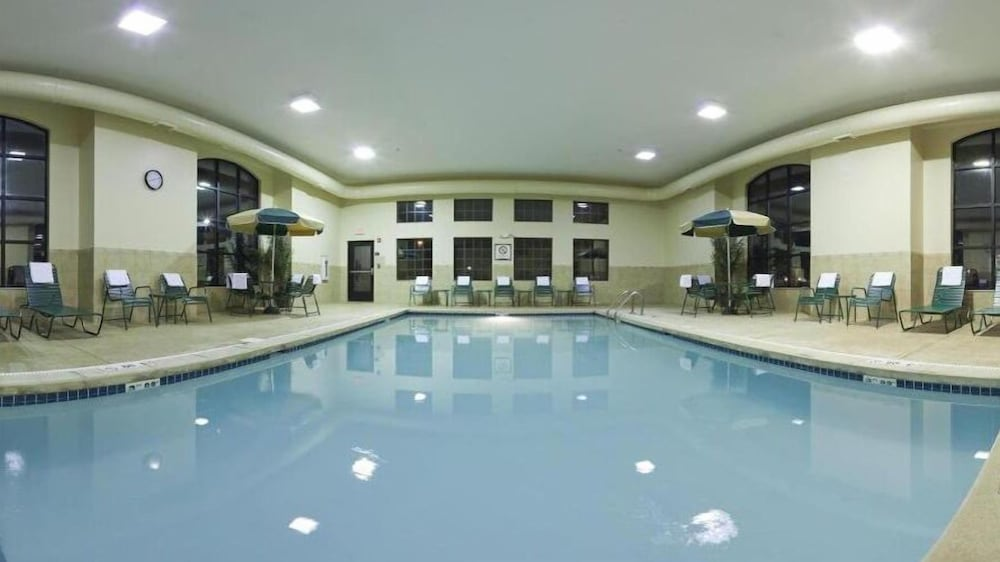 Indoor Pool, Staybridge Suites Akron-Stow-Cuyahoga Falls, an IHG Hotel