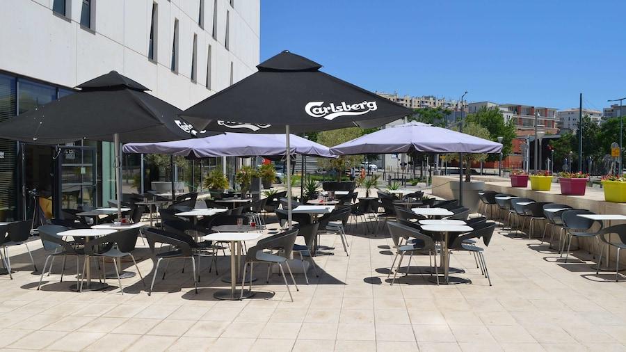 Ibis Marseille Centre Euromed