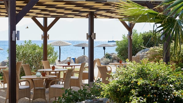 4 Restaurants, Frühstück und Mittagessen, Fisch und Meeresfrüchte