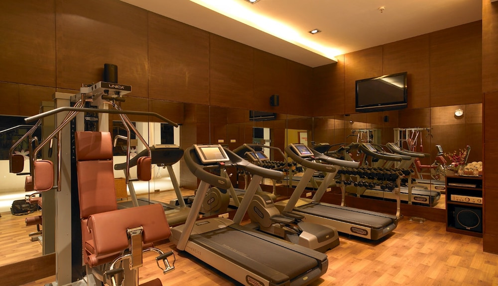 Gym, Royal Orchid Central Pune