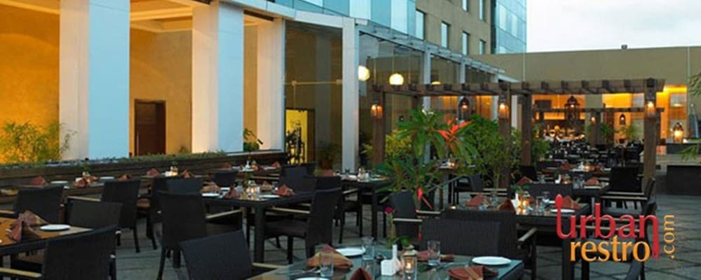 Restaurant, Royal Orchid Central Pune